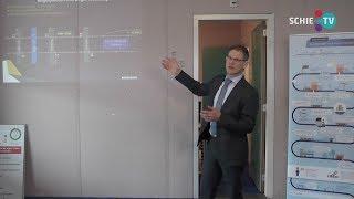 SCHIE TV: Software Hoekse Lijn is complex: 'wel 3,3 miljoen variabelen'
