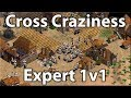 Crazy Cross 1v1! Back and Forth Game!