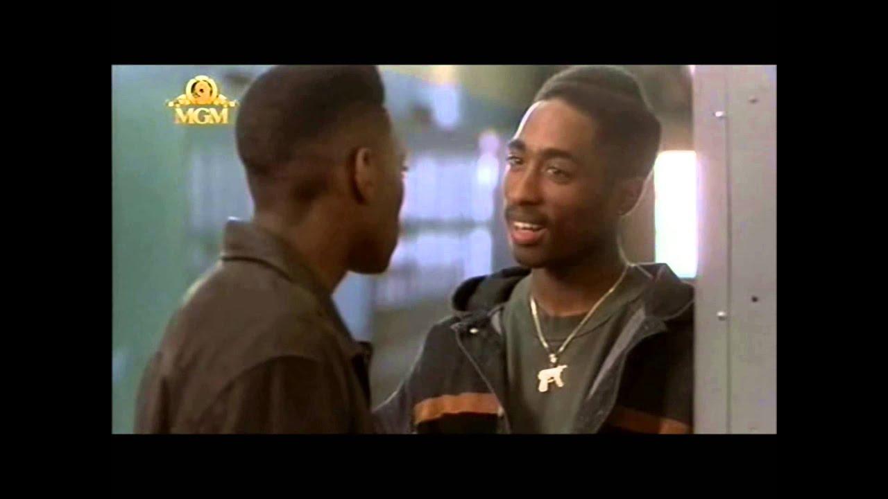 Omar Epps Juice Respekt  Juice Movie - Je Mi