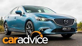 2016 Mazda 6 GT Review