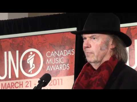 Neil Young, Adult Alternative Album of the Year (2011) Music Videos