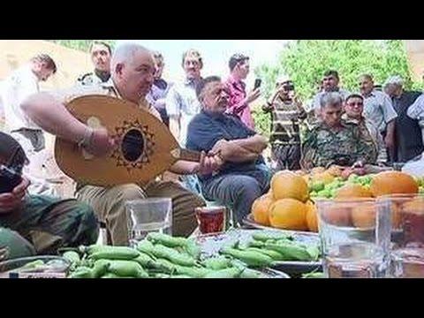 В сирийские поселки едет российская помощь