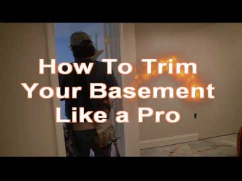 basement video training courses how to save money and do it