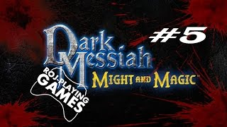 Dark Messiah of Might & Magic (#5) Smok linowy! (Roj-Playing Games!)
