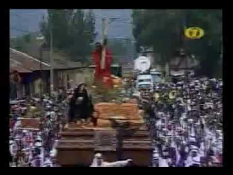 2011 Semana Santa Guatemala Viernes Santo Jesus Nazareno de la Merced Antigua Guatemala