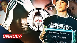Eminem: The Art of Rap Battles | Most Unruly