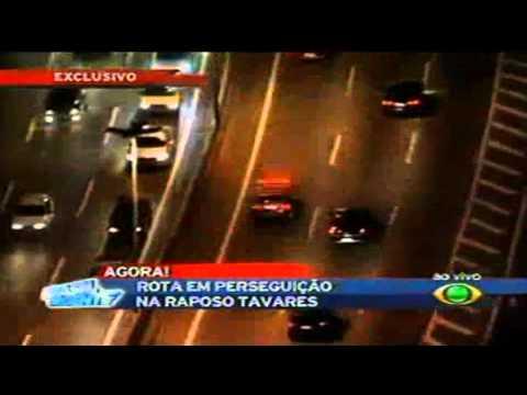 Brasil Urgente Rota atrás de bandidos 27/5/2011
