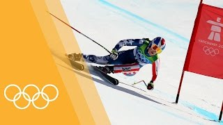 Need for Speed in Downhill Skiing   Youth Olympic Games