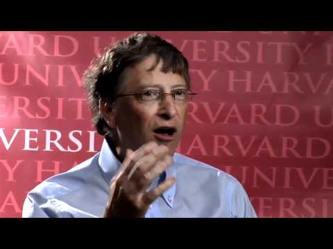 Bill Gates on the Humanities