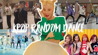 THE ULTIMATE KPOP RANDOM DANCE CHALLENGE