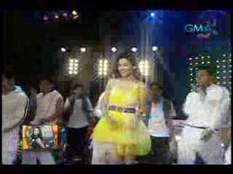 Sop: Marian Rivera Dance Hits Certified Gold video