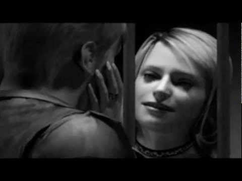 Silent Hill 2 Intro (In Black and White)