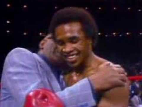 sugar ray leonard Video