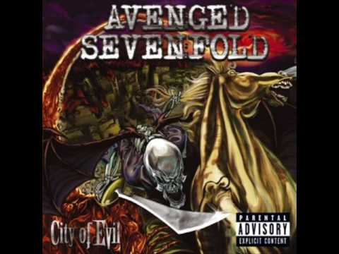 Avenged Sevenfold (a7x) - Sidewinder (W/Lyrics)