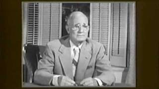 Napoleon Hill talks about his meeting with Andrew Carnegie