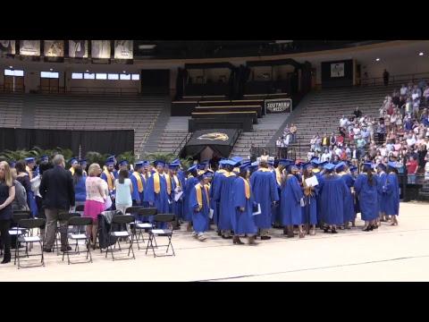 Purvis High School Graduation 2018