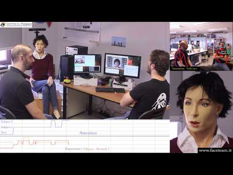 A Cognitive Architecture for Human-robot Interaction
