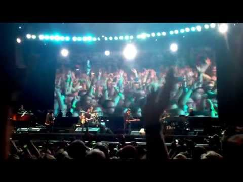 Born in the USA - Bruce Springsteen - Friends arena 11/5-13