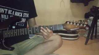 D`masiv - Cinta Ini Membunuhku Cover Guitar Instrumental
