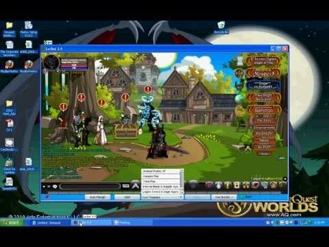 aqw hack exp and gold 2012 new