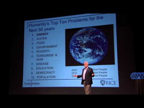 TEDxHouston 2011 - Wade Adams - Nanotechnology and Energy