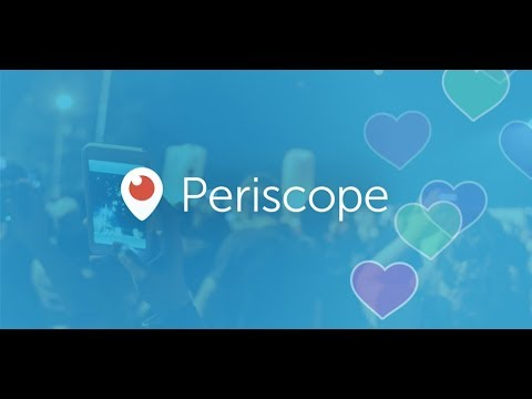 Periscope-videoclip în direct APK Cover