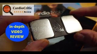 Kardia Mobile Review - ECG (EKG) Machine - smartphone connected