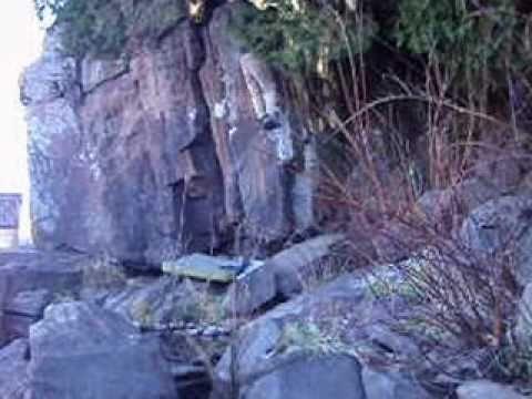bouldering western wisconsin