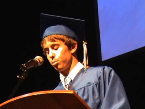 Patrick Mullen Valedictorian Speech Lake Worth Christian School 2009 - 06/04/2009