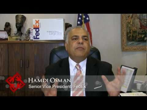 Executive Focus: Hamdi Osman, Senior Vice President, FedEx