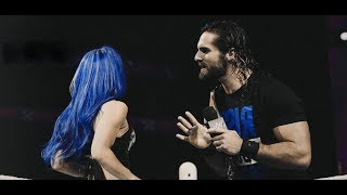 Sasha Banks returns to WWE to challenge Seth Rollins