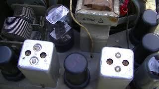 Teletone 6 tube AM radio diagnosis for repair