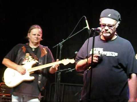Walter Trout and Curtis Salgado Jam Music Videos