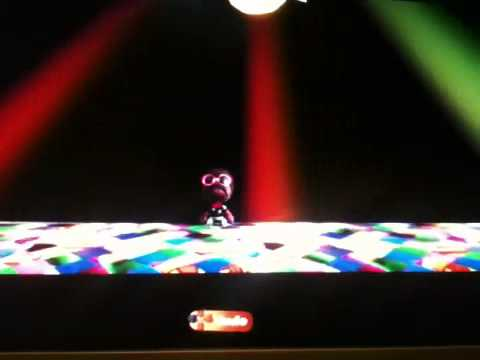"SackBoy sings ""I"