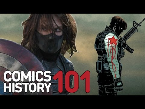 Captain America 2: Who Is the Winter Soldier? - Comic History 101