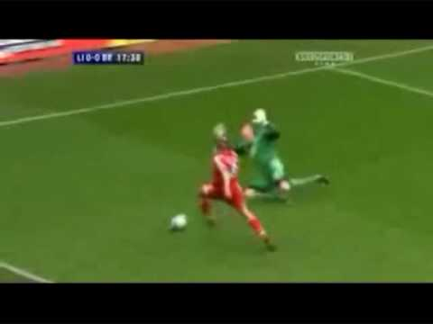 Steven Gerrard - Diving hypocrite Video