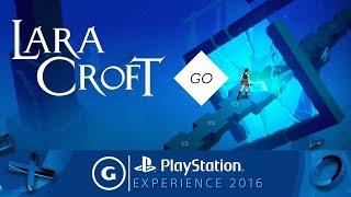 Lara Croft GO: Mirror Of Spirits - PlayStation and Steam Launch Trailer | PSX 2016