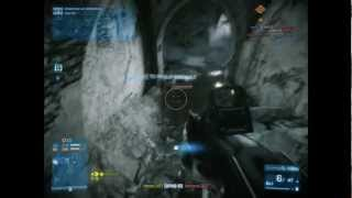 Battlefield 3 SPASing out on the battlefield