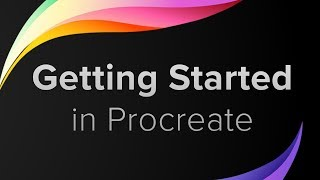 Procreate Tutorial For Beginners (pt 1) - Getting started