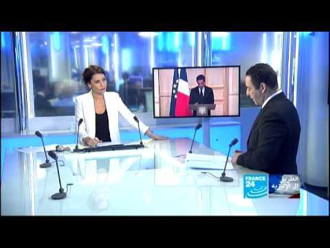 image vidéo 20/01/2012 الطريق إلى الإليزيه