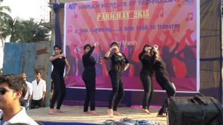 NIT KOLKATA in hot dance................