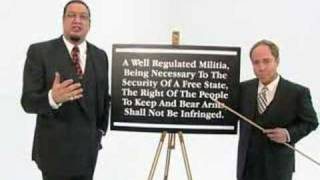 Penn & Teller on the 2nd Amendment