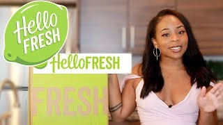 Is it Worth it? HelloFresh Review | Unboxing, Prep, & Cooking