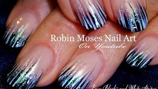 Easy Stripe Nails Tutorial Design | DIY Nail Art for beginners