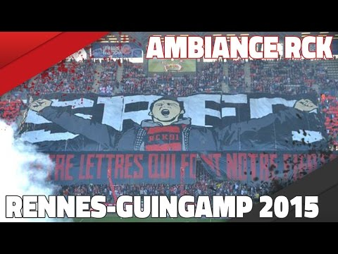 Ambiance RCK | Rennes - Guingamp