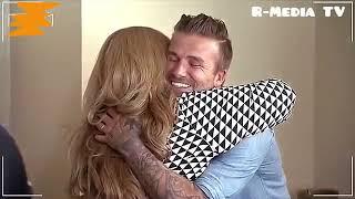 David Beckham bất ngờ xuất hiện đốn tim Fan hâm mộ