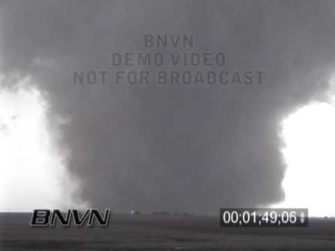 5/5/2002 Happy Texas Tornado Stock Video Part 1