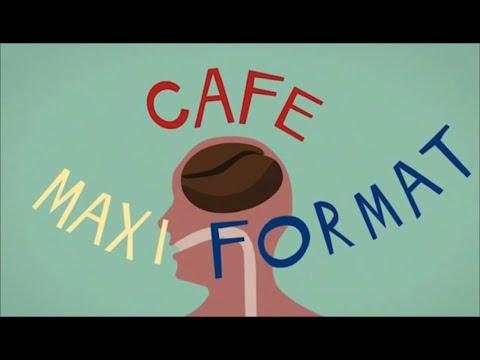 """""""Café Maxi Format"""" ESRA 3D"""