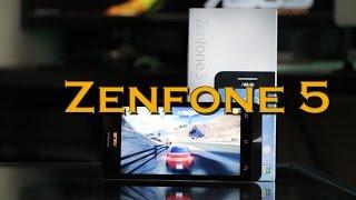 Обзор - Asus Zenfone 5