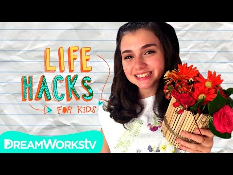 Outdoor Art Hacks | LIFE HACKS FOR KIDS